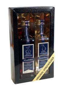 Geschenkbox - Kirsch & Birne 2 x 60ml