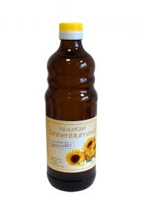n.Lausitzer Sonnenblumenöl 500ml