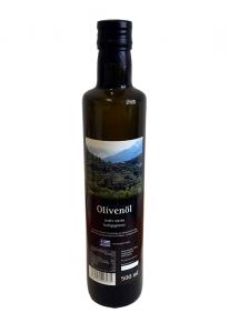 Olivenöl KV - Kreta - GREECE- nativ extra kaltgepresst 500ml