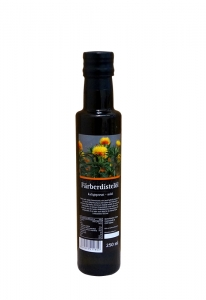 Färberdistelöl kaltgepresst - nativ 250ml