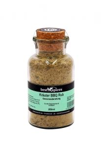 Kräuter BBQ Rub - Gewürzzubereitung  230g