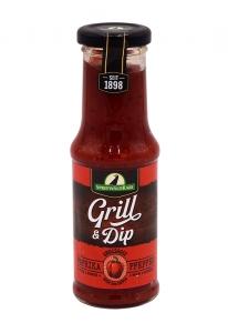 Grill & Dipp Paprika-Pfeffer 210ml