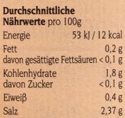 Spreewälder Saure Gurke Eimer 1,0l