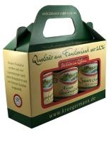 Gurken Box aus 3 verschiedenen Sorten