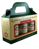 Gurken Box aus 3 verschiedenen Sorten *3