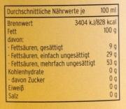n.Lausitzer Leindotteröl 500 ml