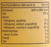 n.Lausitzer Sonnenblumenöl 250ml