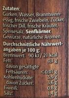 Müller Gewürzgurke 720ml