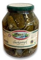 Original Spreewälder Gewürzgurken Gurkentopf 1700ml