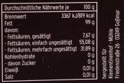 Chili Öl aus kaltgepresstem Rapsöl 500ml