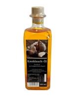 Knoblauch Öl aus kaltgepresstem Rapsöl 500ml