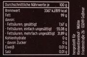 Kräuter Öl aus kaltgepresstem Rapsöl 100ml