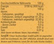 Senföl kaltgepresst - nativ 500ml