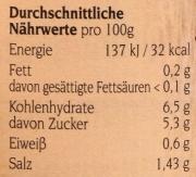 Original Spreewälder Senfgurken 370ml