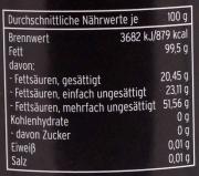 Kürbiskernöl kaltgepresst - nativ 100ml