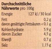 Original Spreewälder Knoblauchgurken  370ml