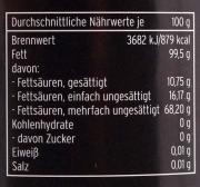 Walnussöl kaltgepresst - nativ 250ml