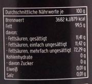 Mohnöl kaltgepresst - nativ 100ml
