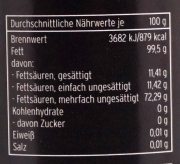 Mohnöl kaltgepresst - nativ 500ml