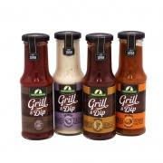 Grill & Dipp 4er Sparpaket