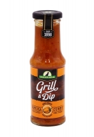 Grill & Dipp Paprika-Curry Sauce 210ml
