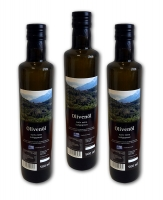 Olivenöl KV Sparpaket - Kreta - GREECE- nativ extra kaltgepresst 3x500ml