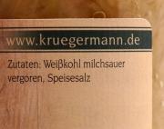 Original Spreewälder Sauerkraut 370ml