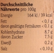 Original Spreewälder Kürbis 370ml